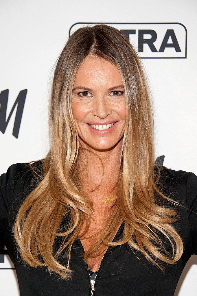 **1. Elle Macpherson** <br><br> Perhaps the most famous Australian supermodel in the world, Elle Macpherson understandably tops this list thanks to her decades-long career, her successful lingerie line and her wellness empire. Her net worth is valued at around $95 million.