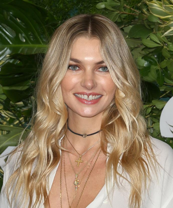 "**7. Jessica Hart** <br><br> A former *Sports Illustrated*, Guess and Victoria's Secret model, Hart has modelled on an international level and amassed a fortune of [roughly $8 million](https://www.celebritynetworth.com/richest-celebrities/models/jessica-hart-net-worth-2/|target=""_blank""