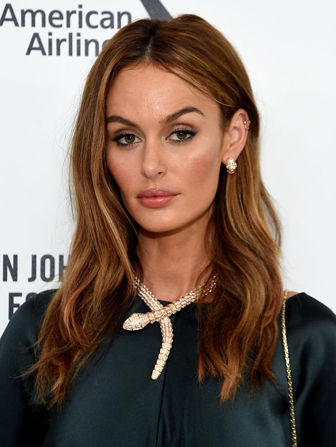 "**5. Nicole Trunfio** <br><br> Model, businesswoman and mother Nicole Trunfio has starred in reality television shows, walked countless catwalks and covered plenty of magazines in her career, earning her a pay cheque of [roughly $10 million](https://www.celebritynetworth.com/richest-celebrities/models/nicole-trunfio-net-worth/|target=""_blank""