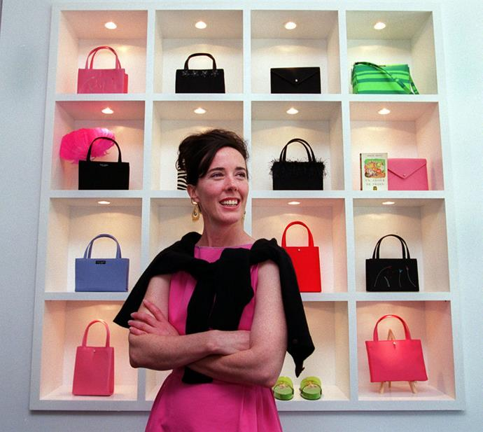 **1998: *Kate Spade bags*** <br><br> Kate Spade found fame in the '90s for her handbags, which made her a fashion posterchild of the era. <br><br> The late designer's vibrant, relatively affordable pieces were popular among teenagers and established businesswomen alike.