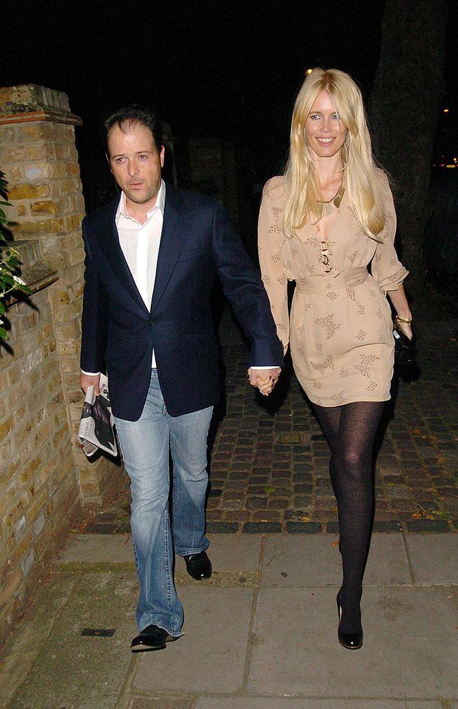 **Claudia Schiffer and Matthew Vaughn** <br><br> The iconic '90s supermodel and her husband of 17 years may share a life together, but they certainly don't share Schiffer's 180 cm height.