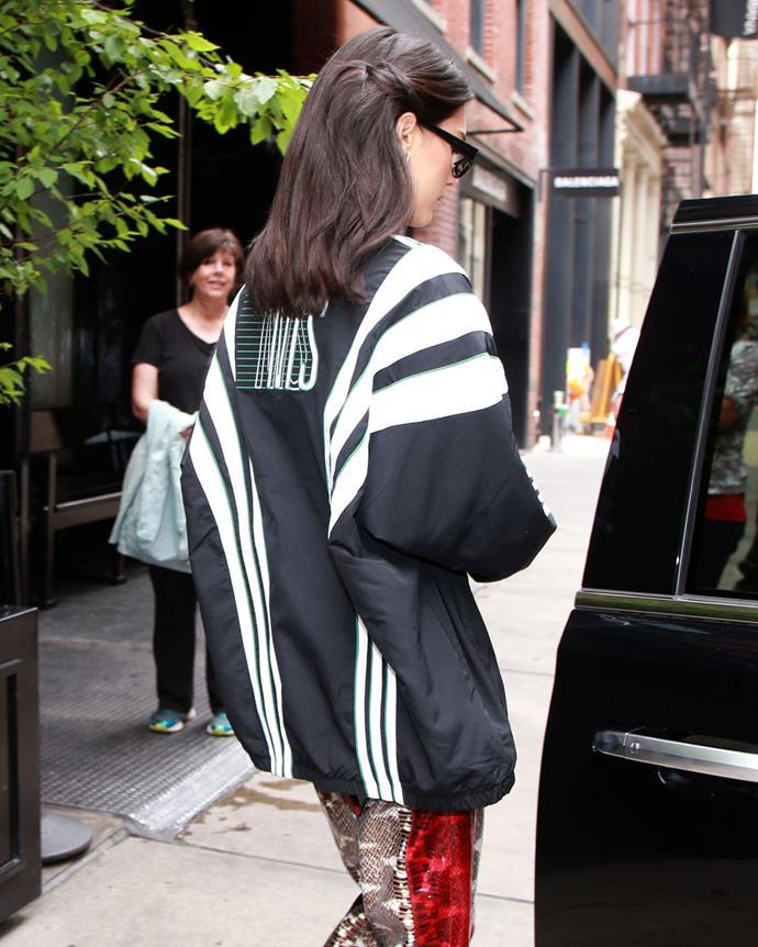 Jenner in New York City on June 21, 2019.