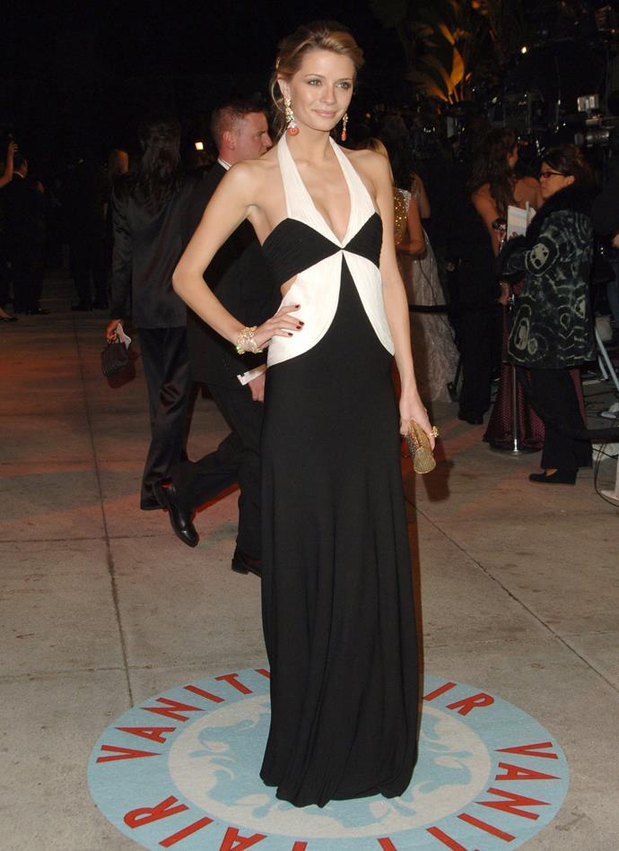 At the 2006 *Vanity Fair* Oscar party.