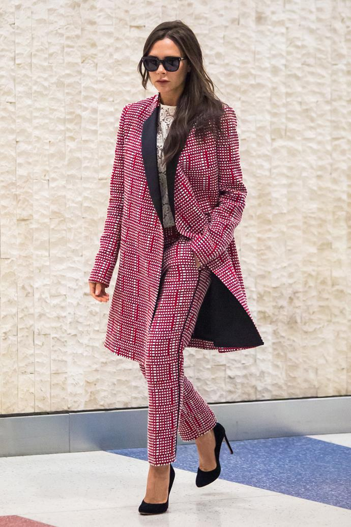 Victoria Beckham in 2015.