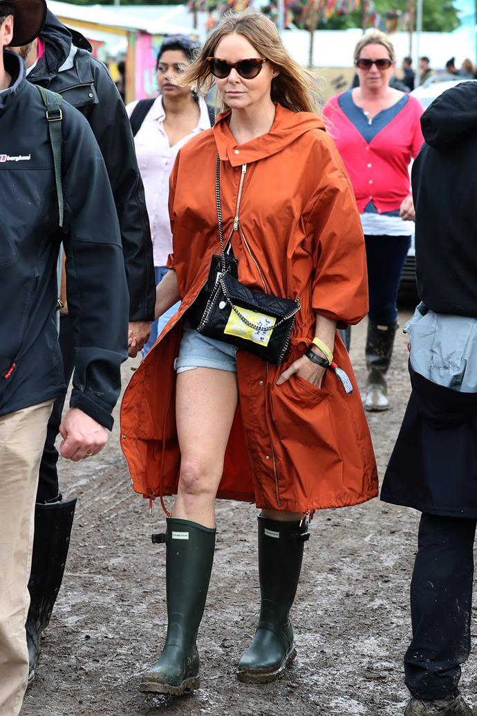 Stella McCartney in 2016.