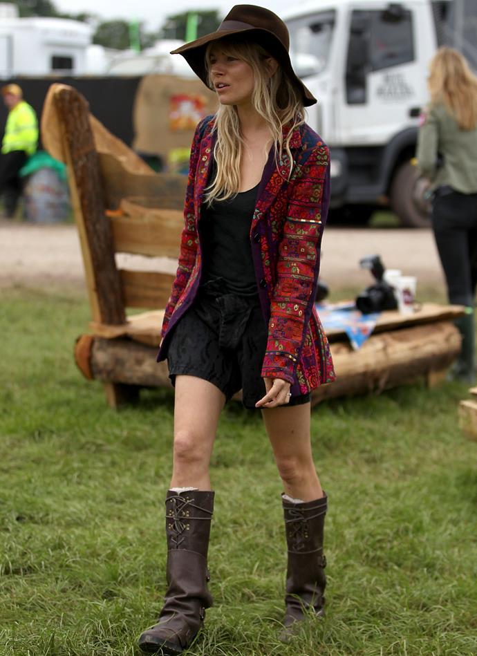 Sienna Miller in 2013.