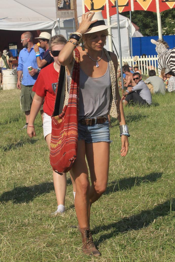 Sienna Miller in 2010.
