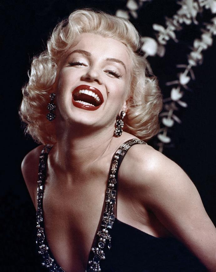 **Marilyn Monroe's real name is Norma Jeane Mortenson** <br><br>  Before becoming arguably the most famous screen icon in history, Marilyn Monroe grew up with the completely different name: 'Norma Jeane Mortenson'. She was later given her mother's maiden name, and baptised 'Norma Jeane Baker'. While deciding that she needed a more memorable name to propel her to stardom, her studio settled on the name 'Marilyn Monroe' in the mid-1940s.