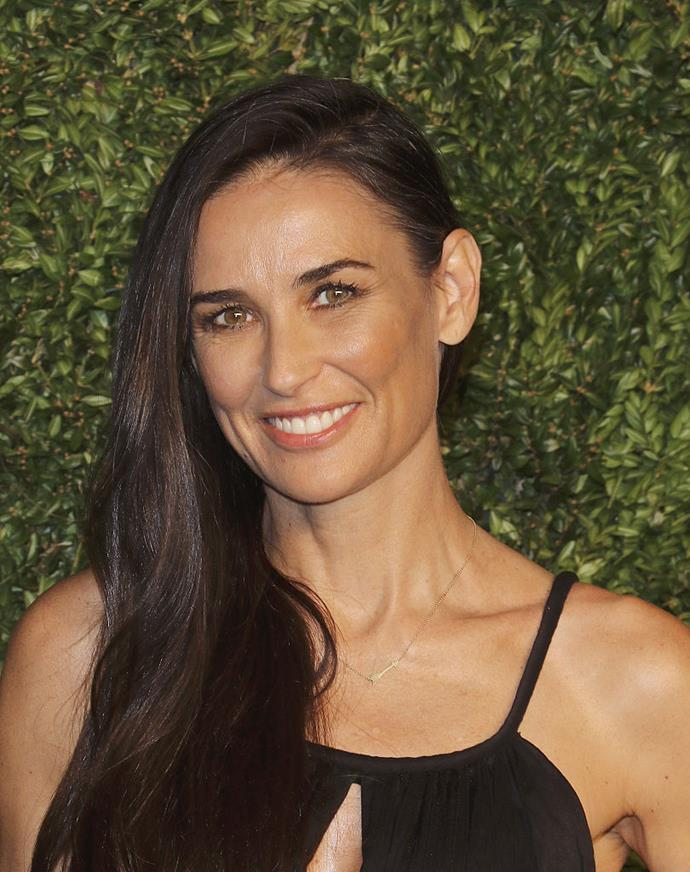 **Demi Moore's real name is Demi Gene Harmon** <br><br>  Before catapulting to fame in the '90s, Moore was actually born Demi Gene Harmon. She later adopted the surname of her stepfather, Dan Guynes, before adopting the surname of her first husband, Freddy Moore. Despite later marriages with Bruce Willis and Ashton Kutcher, Moore has kept the same surname for the length of her career.