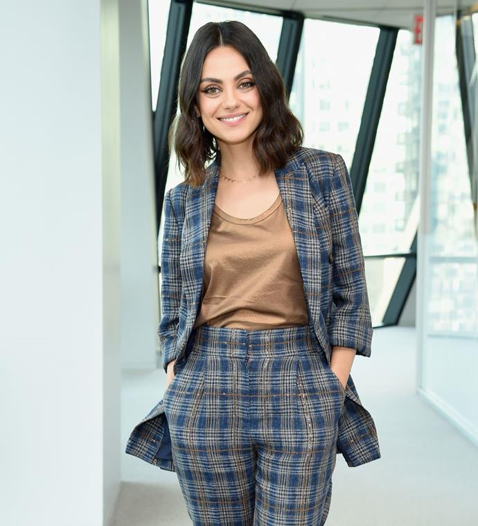 **Mila Kunis' real name is Milena Markovna Kunis** <br><br>  Born 'Milena Markovna Kunis', the *That '70s Show* star moved from Ukraine to the United States as a child in the early '90s. She later changed her first name to a shorter version of her actual name, prior to her work as an actress.