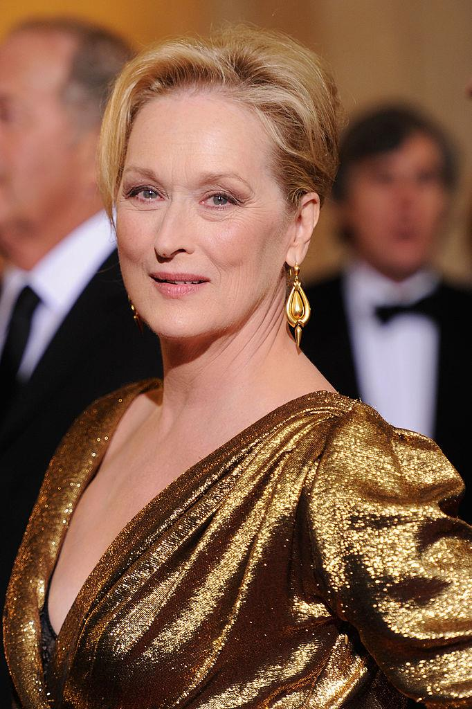 """**Meryl Streep's real name is Mary Louise Streep** <br><br>  Streep was born Mary Louise Streep, and has admitted that she adopted the name 'Meryl' because of its uniqueness. Interestingly, Mary Louise is also the name of Streep's character on the second season of *[Big Little Lies](https://www.harpersbazaar.com.au/culture/big-little-lies-fashion-18794