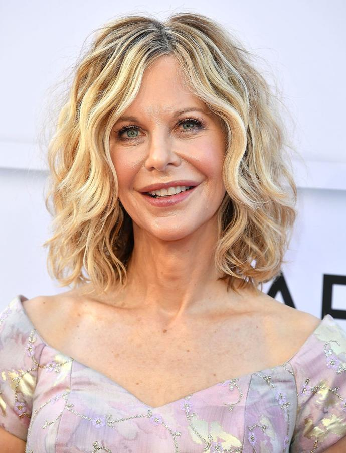 **Meg Ryan's real name is Margaret Mary Hyra** <br><br>  Ryan was actually born Margaret Mary Hyra, and is assumed to have changed her name for her burgeoning acting career. In the '90s, Ryan went on to become one of Hollywood's most famous rom-com stars with roles in *Sleepless In Seattle* and *You've Got Mail*.