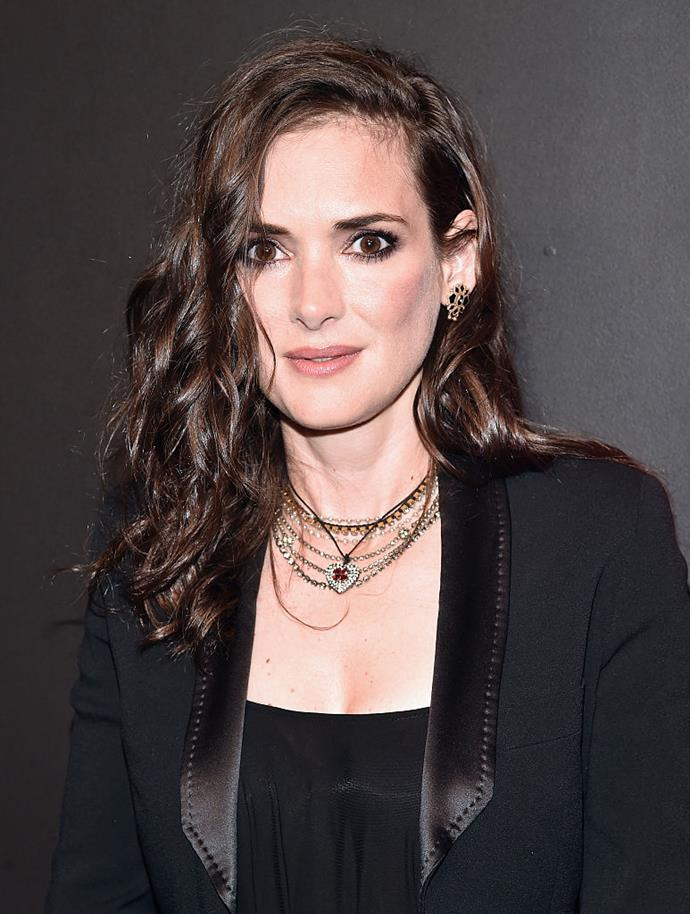 **Winona Ryder's real name is Winona Laura Horowitz** <br><br>  Ryder has kept her unique first name from birth, but the *Stranger Things* actress's last name used to be 'Horowitz', before she had it changed.