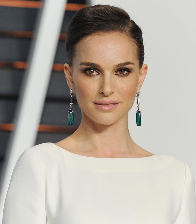 **Natalie Portman's real name is Neta-Lee Hershlag** <br><br>  Israel-born actress Portman was born with her traditional Israeli name, Neta-Lee Hershlag, but adopted her stage name before her first film role, in Luc Besson's *Leon: The Professional* (1994).