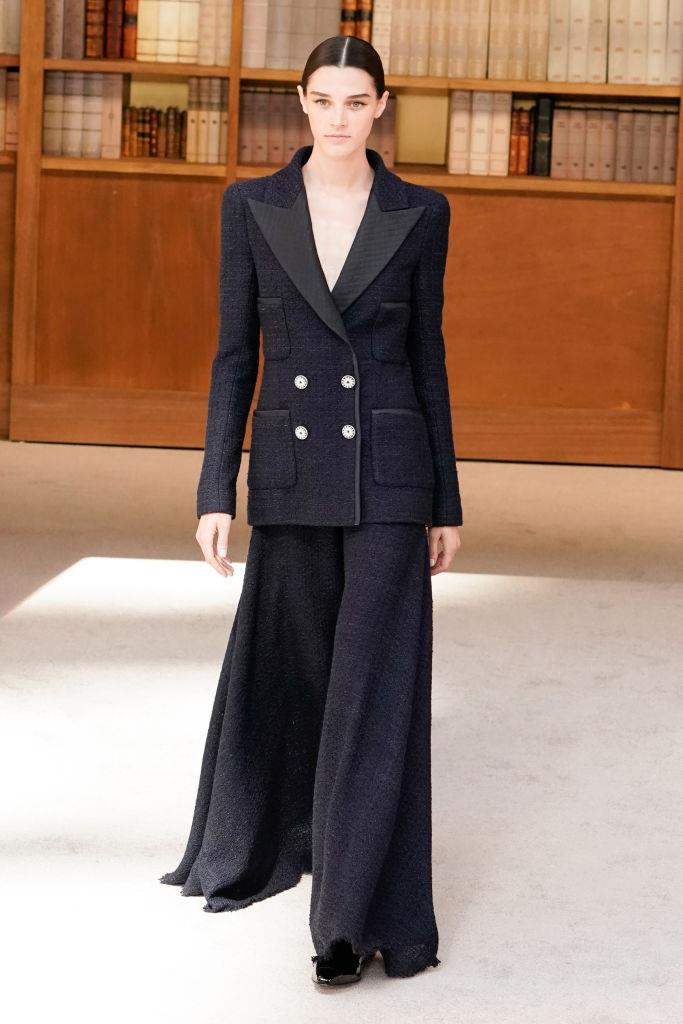 Chanel Haute Couture autumn/winter '20.