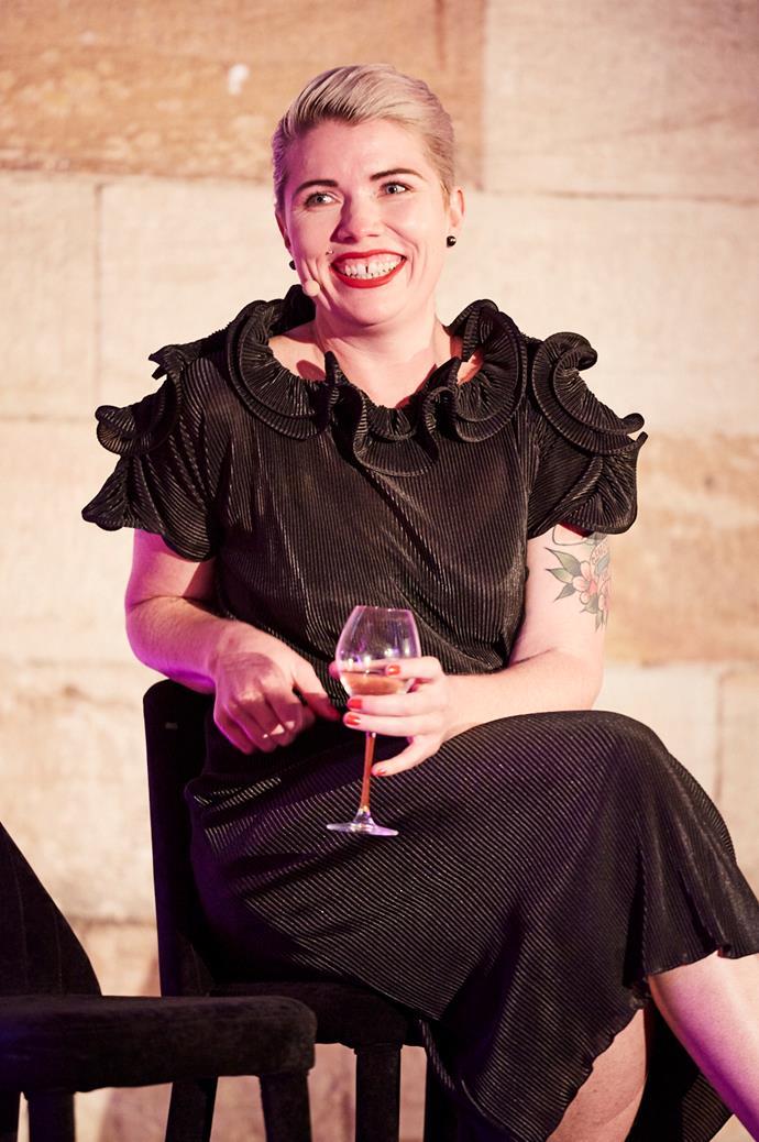 Panellist Clementine Ford