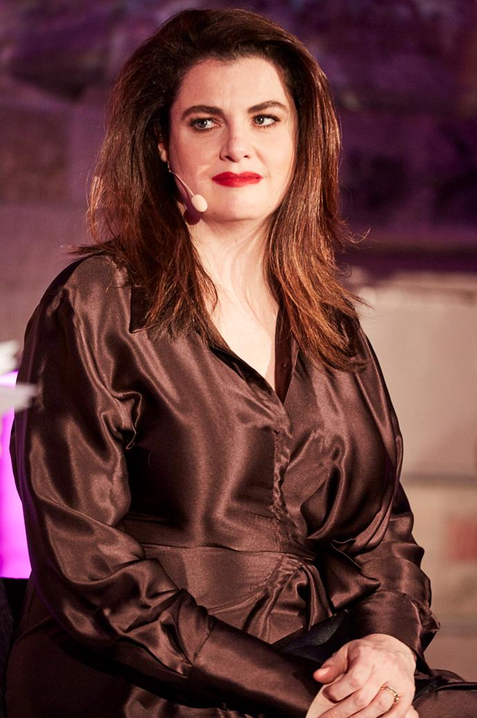 Panellist Louise Milligan