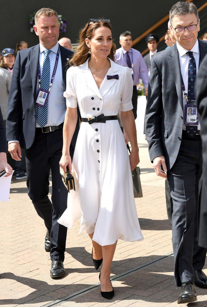 Catherine, the Duchess of Cambridge.