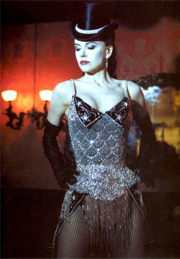 "*Nicole Kidman's silver corset*<br><br> When we saw Satine, played by Nicole Kidman, descend in a flurry of glitter in *Moulin Rogue!* we were transfixed.  But the little silver corset she wore was much more painful than we realised.<br><br> ""I re-broke my rib getting into it,"" Kidman told Graham Norton of the piece. ""I had this thing that I wanted to get my waist down to 18 inches, which Vivian Leigh had on *Gone with the Wind* and I was just like, 'tighter, tighter'."""