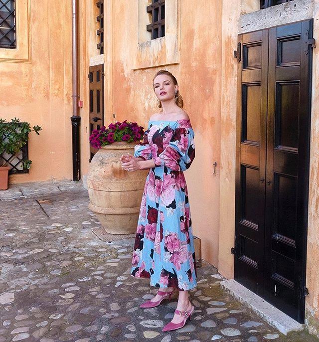 "Kate Bosworth in Rome. <br><br> *Image: Instagram [@katebosworth](https://www.instagram.com/p/Bxz2ZPRJkVo/|target=""_blank""|rel=""nofollow"")*"