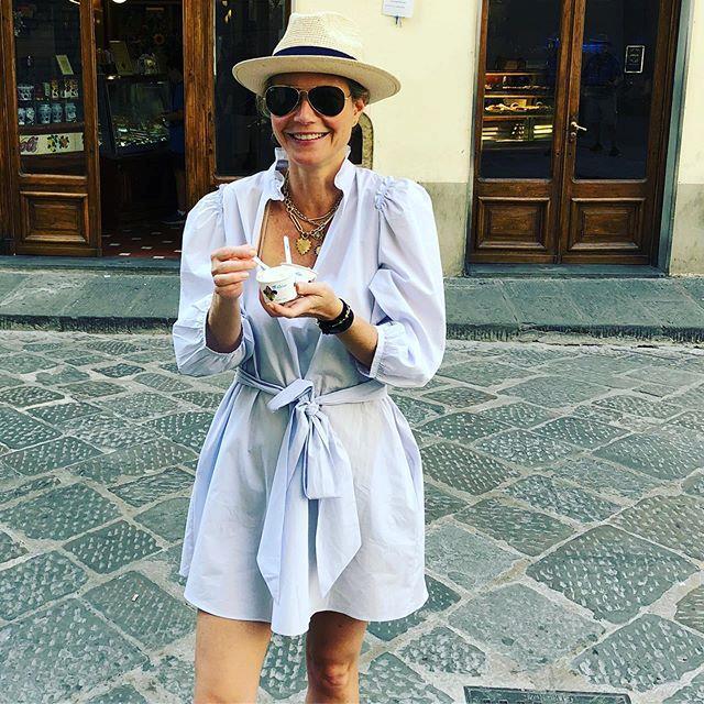 "Gwyneth Paltrow, somewhere in Italy. <br><br> *Image: Instagram [@gwynethpaltrow](https://www.instagram.com/p/BzIrUSxl7v-/|target=""_blank""|rel=""nofollow"")*"