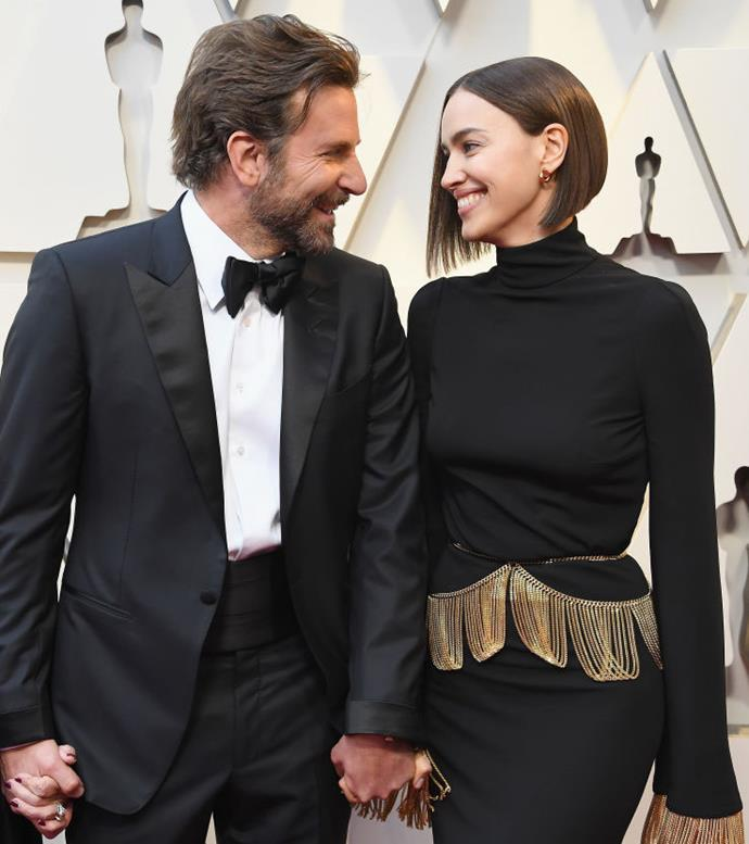 "**Bradley Cooper and Irina Shayk** <br><br> Cooper and Shayk were never married, and [split](https://www.harpersbazaar.com.au/celebrity/bradley-cooper-irina-shayk-split-18782|target=""_blank"") in June 2019 after a four-year-long relationship. Despite this, they welcomed a daughter, Lea De Seine, in 2017. <br><br> *Image: Getty*"