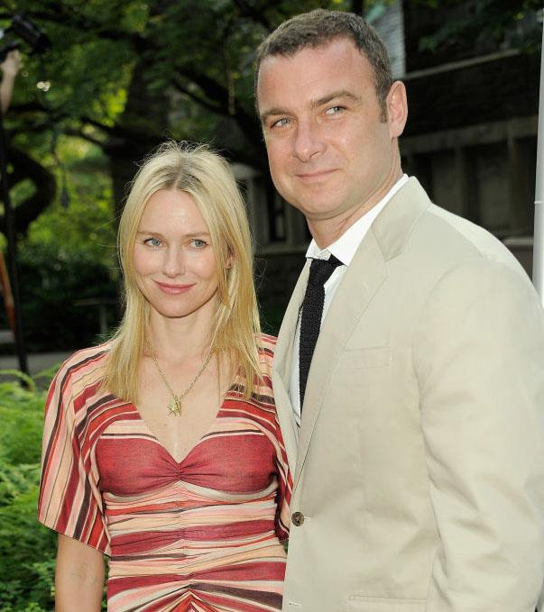 **Naomi Watts and Liev Schrieber** <br><br> Watts and fellow actor Schrieber dated for 11 years, but the couple never actually got married before their 2016 split. Despite this, they have two children—their daughter, Sasha, in 2007, and their son, Sammy, in 2008. <br><br> *Image: Getty*