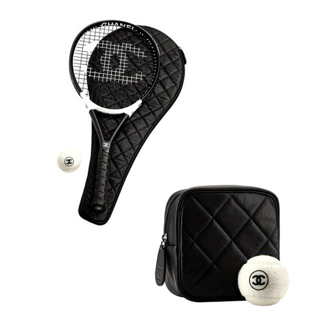 Chanel tennis set, retailed for ~$1,860 USD.