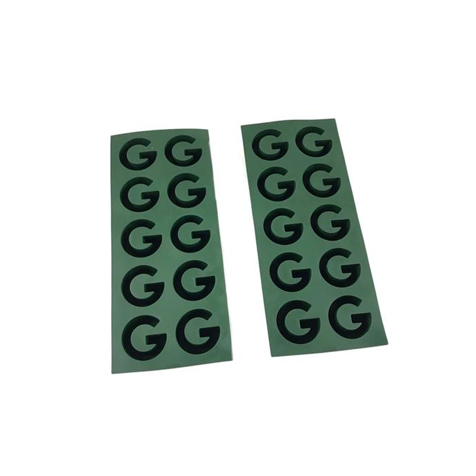 Gucci monogram ice-cube tray, retailed for ~$120 USD.