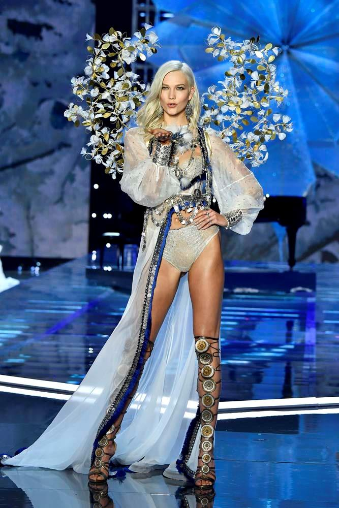 "***Karlie Kloss***<br><br> In a [cover interview with British *Vogue*,](https://www.harpersbazaar.com.au/culture/karlie-kloss-victorias-secret-18929|target=""_blank"") Kloss revealed she ended her contract as an Angel in 2015 because she no longer felt working with the brand was ""truly reflective"" of who she was.<br><br> ""The reason I decided to stop working with Victoria's Secret was I didn't feel it was an image that was truly reflective of who I am and the kind of message I want to send to young women around the world about what it means to be beautiful,"" Kloss told the publication. ""I think that was a pivotal moment in me stepping into my power as a feminist, being able to make my own choices and my own narrative, whether through the companies I choose to work with, or through the image I put out to the world."""