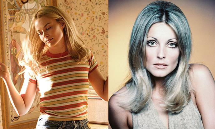 **Margot Robbie as Sharon Tate in *Once Upon A Time In Hollywood* (2019)**