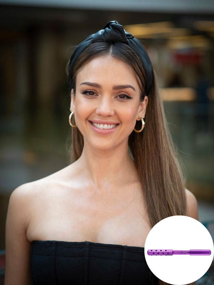 ***Also used by Jessica Alba***
