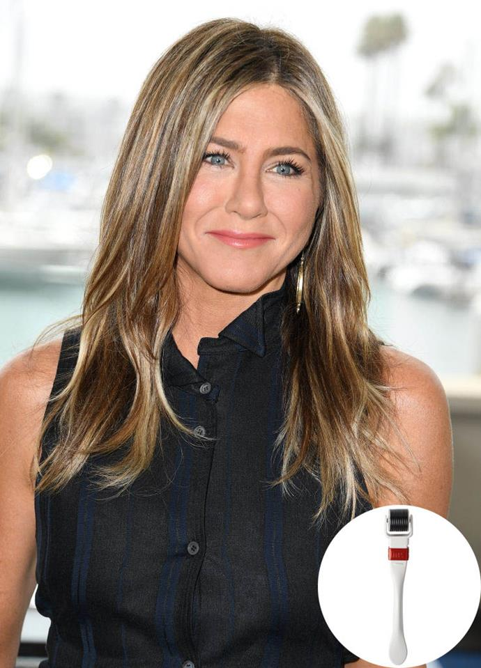 ***Used by Jennifer Aniston***
