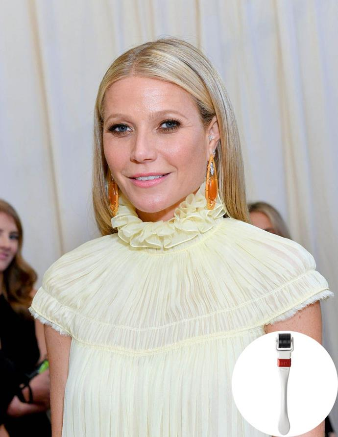 ***Also used by Gwyneth Paltrow***