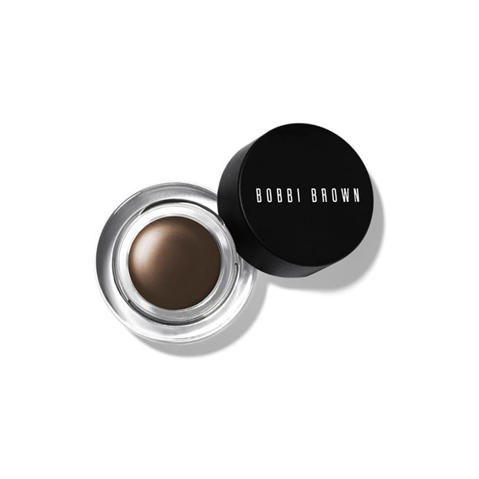 "***Long-Wear Gel Eyeliner by Bobbi Brown***<br><Br> Kate reportedly used this ultra-long-wear eyeliner in her wedding-day smoky eye.<br><br> Long-Wear Gel Eyeliner, $39 by [Bobbi Brown](https://www.bobbibrown.com.au/product/2328/7785/makeup/eyes/eyeliner/long-wear-gel-eyeliner/new|target=""_blank""