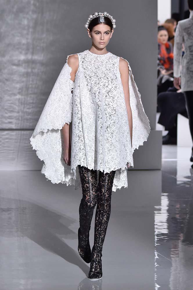 "For the fashion girl who turns up to a get-together wearing this, only to say ""What? You said *casual*.""<br><br> *Givenchy haute couture spring/summer 2019.*"