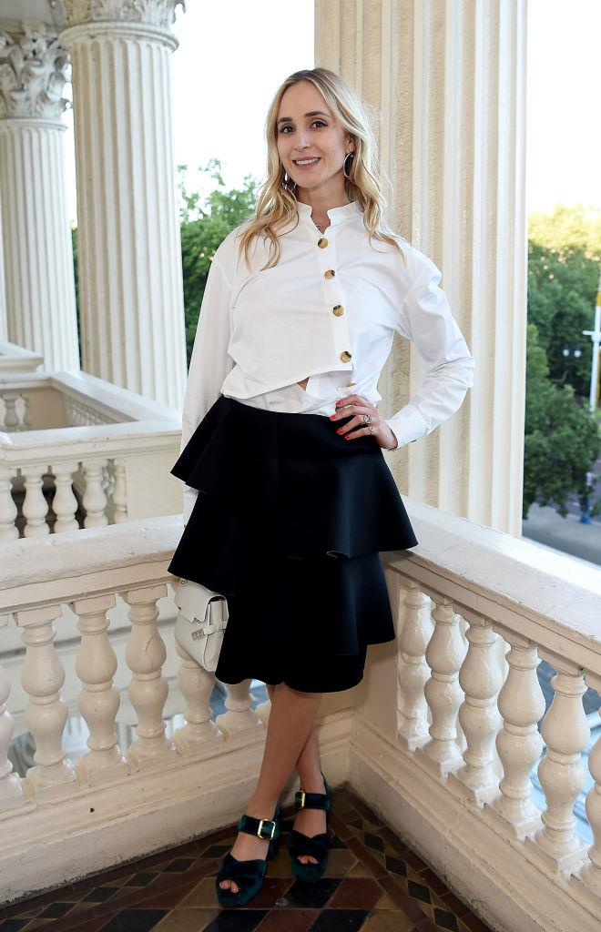 <strong>Princess Elisabeth von Thurn und Taxis</strong> <br><br> Princess Elisabeth, sometimes referred to as 'TNT', once belonged to the German princely house of Thurn und Taxis (which is no more), and is now a journalist.