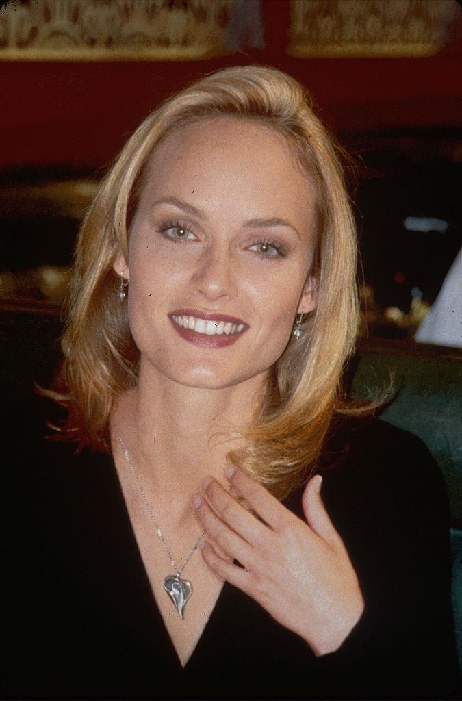 **Amber Valletta in *What Lies Beneath* (2000)** <br><br> By 2000, Valletta was already an established supermodel, but launched into acting with *What Lies Beneath*, where she played a poltergeist haunting a wealthy couple (Harrison Ford and Michelle Pfeiffer). She had no speaking lines in the film, but don't let that convince you she was any less spooky. <br><br> *Image: Getty*