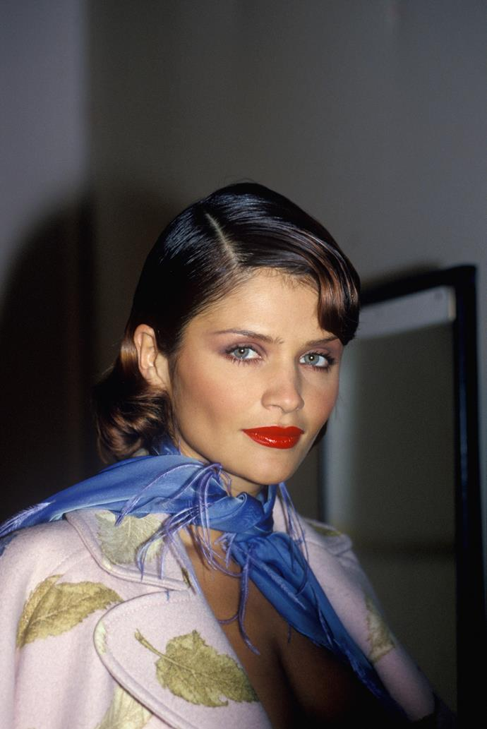 Helena Christensen in 1994.
