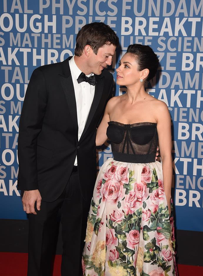 **Mila Kunis and Ashton Kutcher**<br><Br>  Apart from a rough date (July 2015) and a general area (Oak Glen, California), not much is known about Ashton and Mila's wedding.