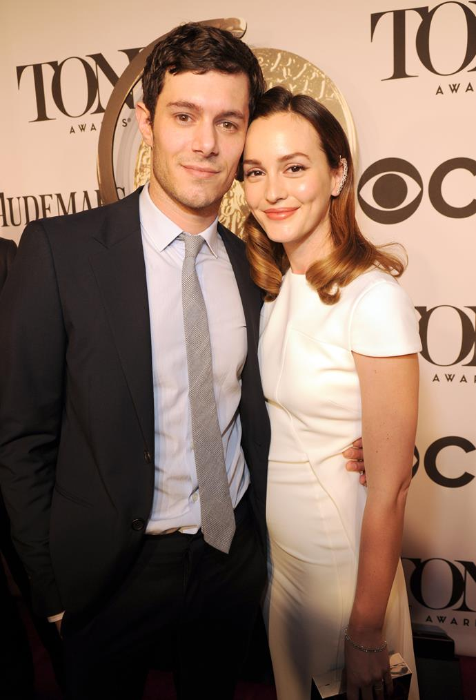 **Leighton Meester and Adam Brody**<br><bR>The press only found out about Leighton and Adam's super-secret wedding in 2014 weeks after it happened.