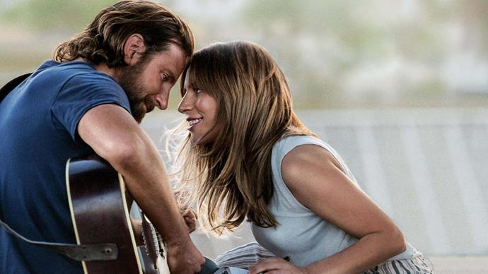 ***A Star Is Born* (arrives 03/08/2019)** <br><br> A musician helps a young singer find fame as age and alcoholism send his own career into a downward spiral.