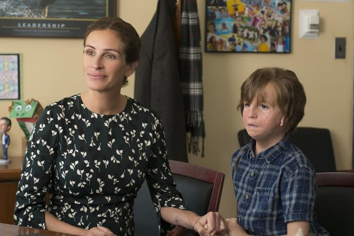 ***Wonder* (arrives 28/08/2019)** <br><br> Based on the *New York Times* bestseller, this movie tells the incredibly inspiring and heartwarming story of August Pullman, a boy with facial differences who enters the fifth grade, attending a mainstream elementary school for the first time.