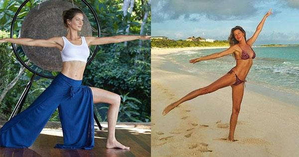 Gisele Bündchen's Exact Diet And Exercise Routine | Harper's ...