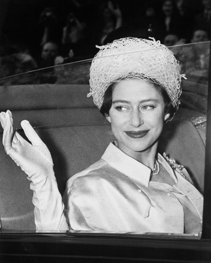 """***Princess Margaret***<br><Br> Just like her older sister, Queen Elizabeth, was the perfect princess, Princess Margaret was the typical [rebellious younger sister](https://www.harpersbazaar.com.au/celebrity/princess-margaret-real-life-stories-15489