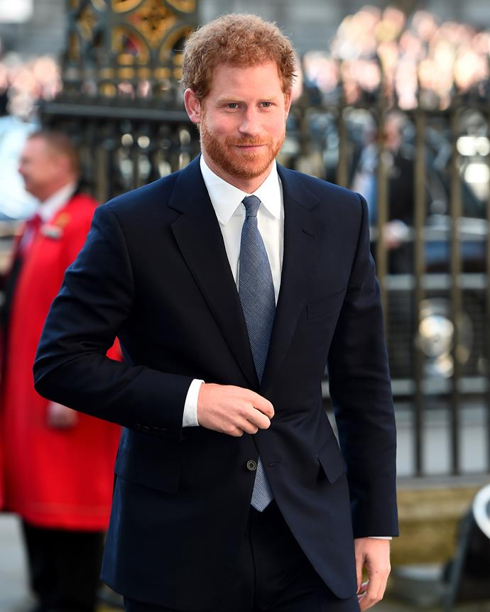 ***Prince Harry***<br><br> Known as the royal family's 'bad boy' (until he settled down with his American princess, that is), Prince Harry has been involved in his fair share of controversies. From wearing a Nazi uniform to a consume party to having his naked photos leaked,  Harry is no stranger to tabloid headlines.