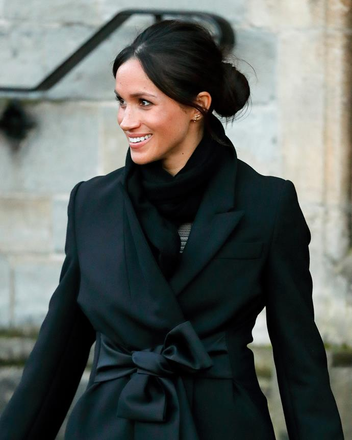 ***Meghan, Duchess of Sussex***<br><br> Since meeting and marrying Prince Harry in 2017, Meghan Markle—now the Duchess of Sussex—has been accused multiple times of 'royal rule-breaking'… albeit unintentionally. From her ripped jeans to her messy buns, her friendship circle and even—gasp—jetting off to New York for a private baby shower, Meghan is generally considered to be a royal rebel.
