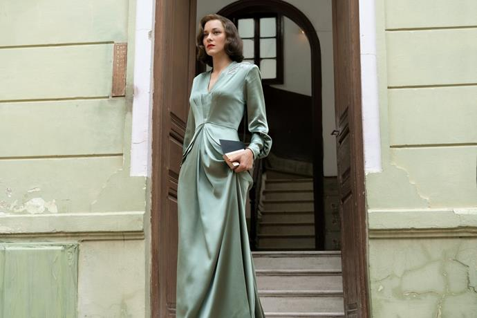 ***Allied*** <br><br> This spy movie set during World War Two might seem likely an unlikely source of fashion wisdom if not for the ever-elegant Marion Cotillard. In her role as double-dealing operative, Cotillard dons floor-length silk gowns, tailored linen suits and delicate retro slip dresses. It's almost enough to distract you from the gripping action (and her co-star Brad Pitt, of course).