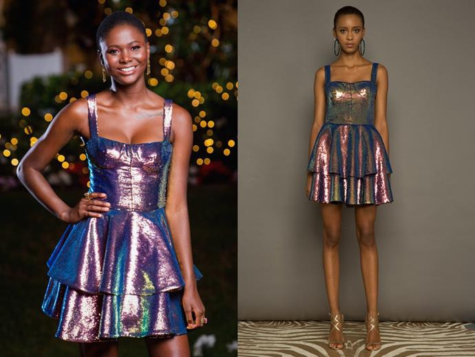 "Vakoo wears a ruffled dress, $550 by [Bronx & Banco](http://bronxandbanco.com.au/shop/look-20.html|target=""_blank""