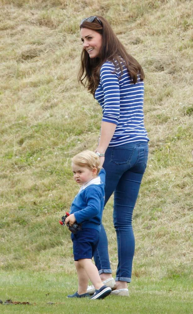 ***Blue Denim***<br><Br> Over the years, Kate has been seen wearing lots of denim pieces, including charcoal grey, black or even electric blue jeans, but very (*very*) rarely classic blue denim.